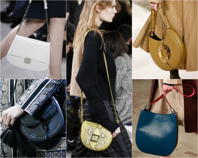 Модные сумки 2017-2018 женские маленькие