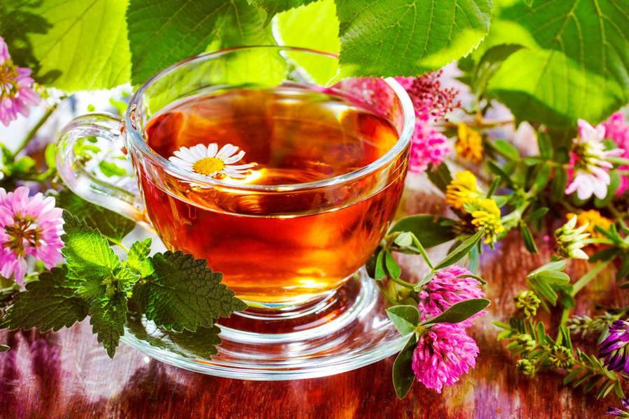 Витаминный чай от чего