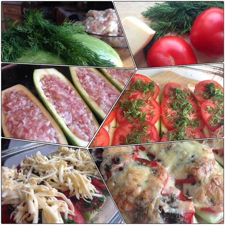 Вкусные летние рецепты