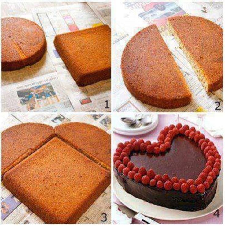 Форма для тортов своими руками